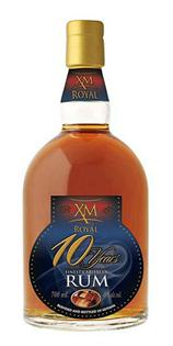 Xm Rum Royal 10 Year 750ml